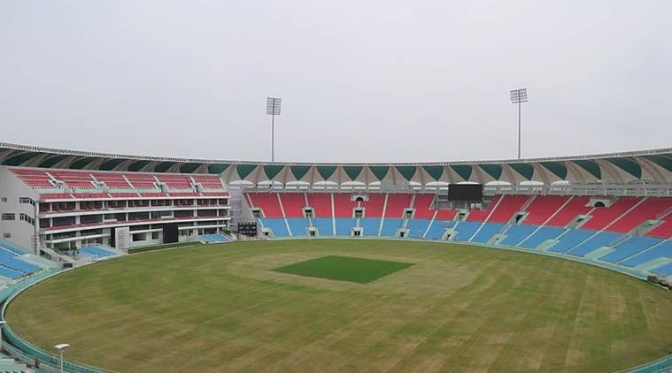 Ekana International Cricket Stadium