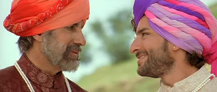 Eklavya Saif Ali Khan Amitabh Bachchan