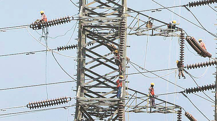 business news, Power Minister RK, Central Electricity Authority, power distribution companies, discoms, UDAY scheme, indian express