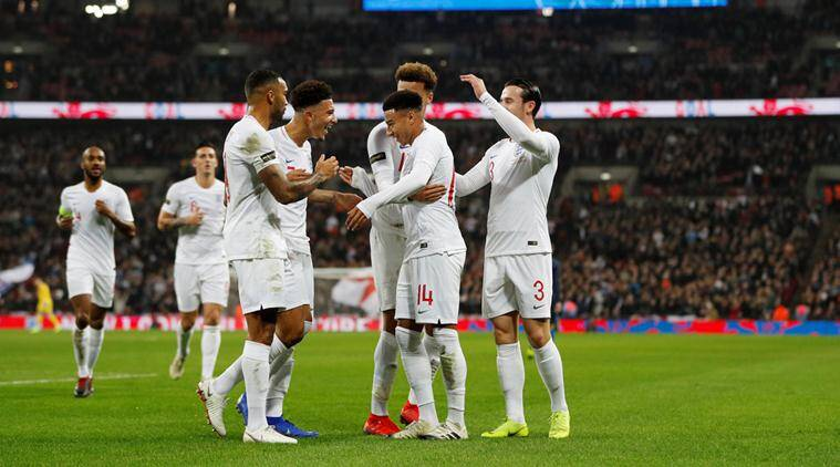 England players ready to walk off pitch over racist abuse in euro 2020 qualifiers