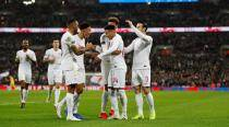 England secure 2-1 win