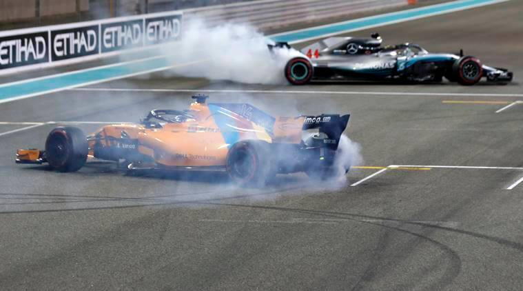 Fernando Alonso 'thankful' to Lewis Hamilton and Sebastian Vettel for 'improvised' send-off