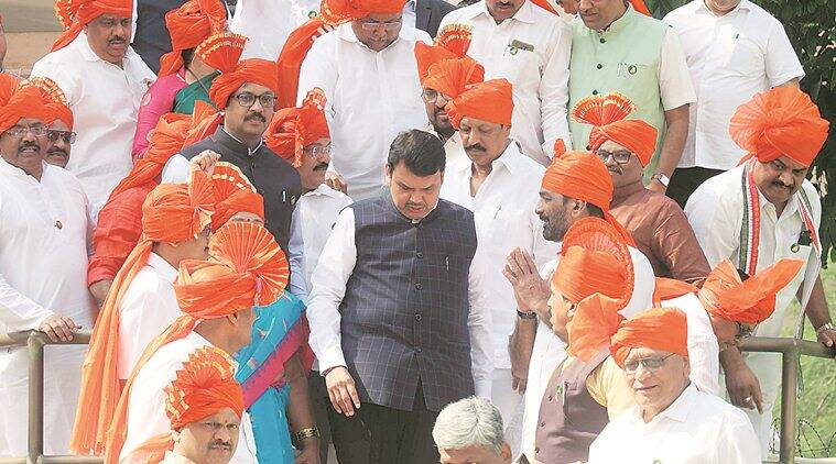 Devendra Fadnavis, Maratha quota, Maratha quota bill, Maratha reservation, Maratha reservation bill, indian express, latest news