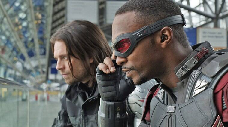 winter soldier and falcon tv series