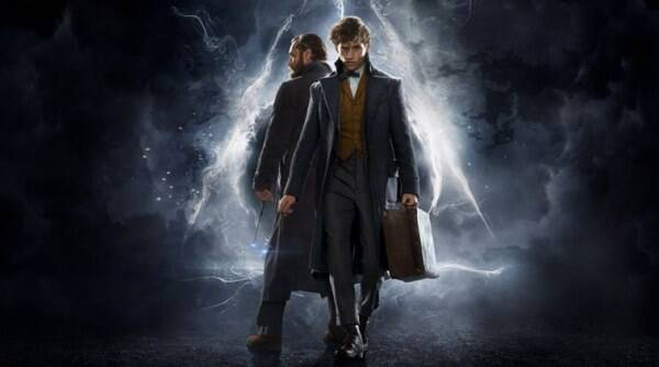 Fantastic Beasts The Crimes of Grindelwald box office collection day 1: