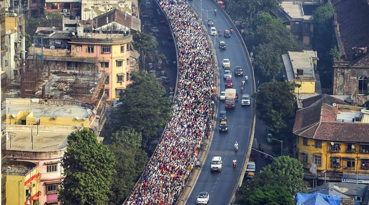 'maharashtra Govt Trying To Disrupt Farmers' Long March By Arresting Aiks Leaders'