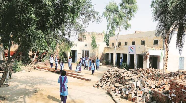 Stripping row at Fazilka school: Four days later, attendance takes hit as panel starts probe