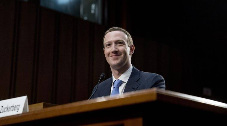Facebook Facebook CEO Mark Zuckerberg Facebook scandal Facebook Cambridge Analytica Facebook data hacking Facebook data loss