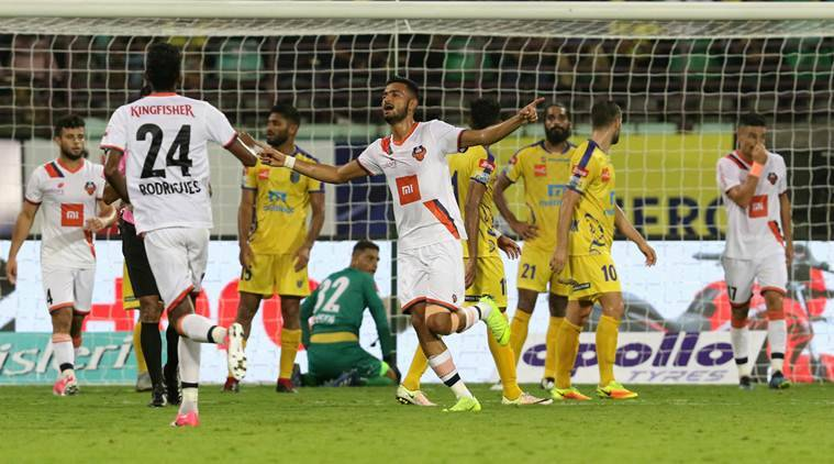 FC Goa vs Kerala Blasters Live Streaming, ISL Football Live Score: FC Goa look to secure play-offs berth