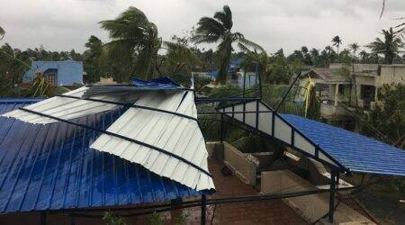 Thousands evacuated as Cyclone Gaja wreaks havoc in Tamil Nadu, Puducherry