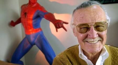 A universe of flawed heroes: Marvel comics creator Stan Lee was ahead of histime