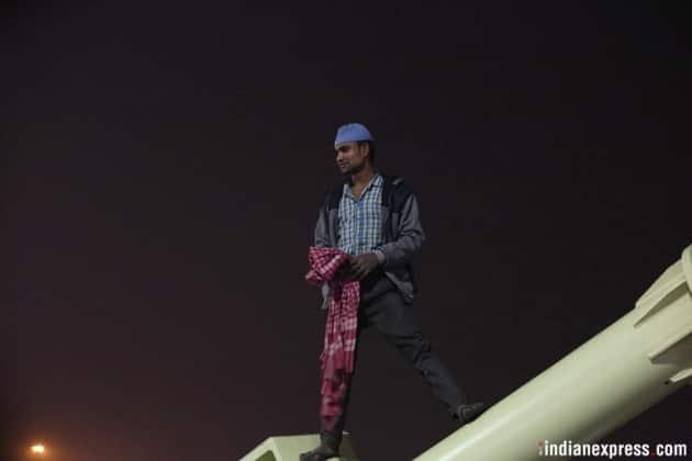Delhi's Signature Bridge: Where a selfie means risking your life
