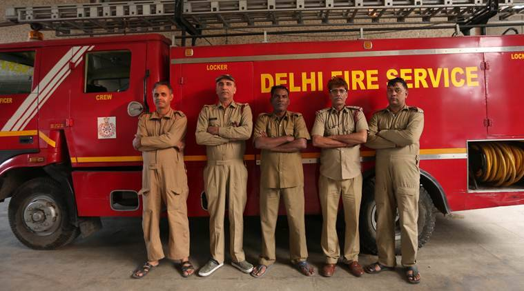 delhi fire, delhi fire safety, delhi fire services, hardlook in the line of fire