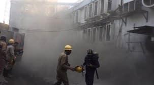 Delhi: Fire breaks out at Bawana Industrial Area, 22 fire tenderspresent
