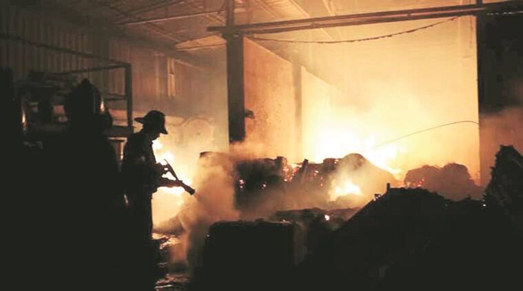 manipur catholic school fire, fire in catholic school, fire in manipur catholic school, manipur catholic school, manipur fire, student leaders held, kuki students' organisation, kso, north-east news, manipur news, Indian Express