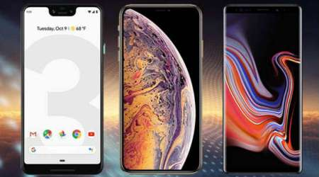 Apple iPhone XS, iPhone XS Max, Google Pixel 3, Pixel 3 XL, OnePlus 6T, Samsung Galaxy Note 9, Huawei Mate 20 Pro, best flagships for November 2018, flagship phones for November, best flagship phones for November