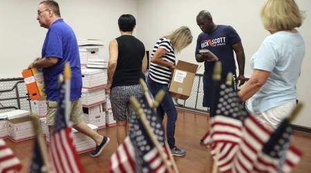 Florida election, election recount, governor elections, senate elections, recount result, 2000 presidential elections vote recount, global news, world news, florida news, indiane express