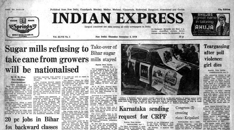 Forty Years Ago, November 2, 1978: Mill Nationalisation