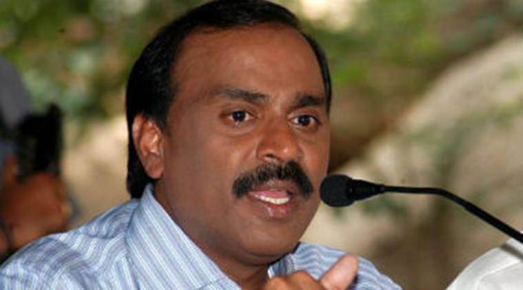 Search on for Karnataka ex-BJP minister G Janardhan Reddy on bribery charge