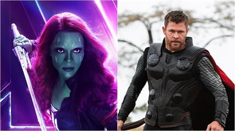 gamora can kill an asgardian through her sword godslayer
