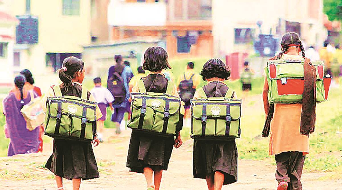 The state government allowed to reopen schools for Class 12 with 50 per cent capacity from July 15.