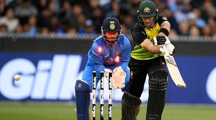 Rain at MCG sees second Australia-India T20 match abandoned