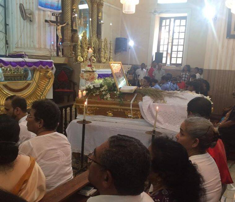 Died under 'mysterious circumstances', Goa priest finally laid to rest after three years