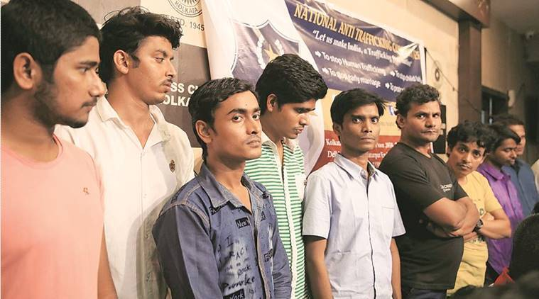 Kolkata: Stranded for months in Iran, 11 of 12 youths return