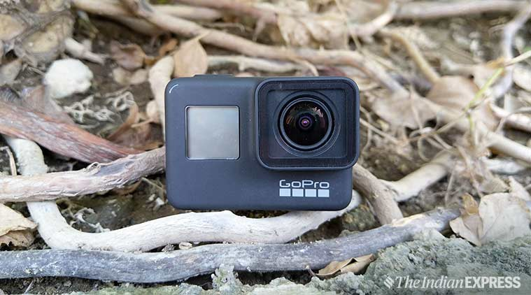 gopro, gopro hero 7 black, hero 7 black price in india, hero 7 black top features, hero 7 black new features, hero 7 black specifications, hero 7 black, hypersmooth, superphoto, live-streaming, time warp, gopro hero 7, action camera, gopro