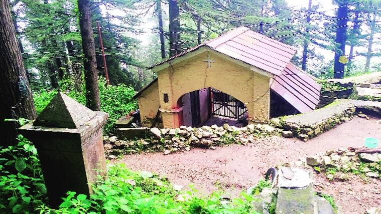Christian Cemetery Landour, Mussoorie, Uttarakhand, Kot village, Pauri Garhwal, Brahmin, Pandit, Ruskin Bond, World War I, Commonwealth War Graves Commission, Thomas Skinner, Duke of Edinburgh, Christian, indian express, indian express news
