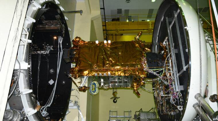 GSAT-29 launch today, key test for GSLV Mk III