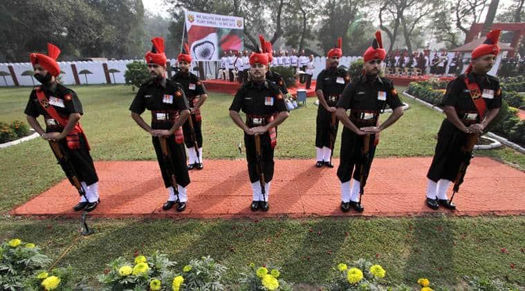 Brigadier Kuldip Singh, last rites of brigadier Kuldip singh,retired Army officers, Indian Express