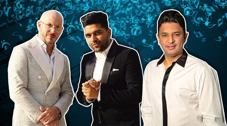 Guru Randhawa and Pitbull collaboration for tseries single