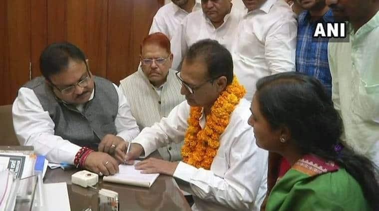 Rajasthan: In setback to BJP, Dausa MP and Nagaur MLA join Cong