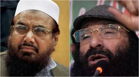 Non-bailable warrants against Hafiz Saeed, Syed Salahuddin