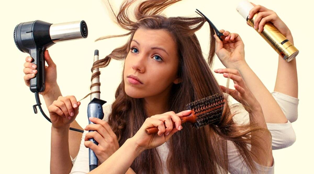 How to take care of hair during pollution | Lifestyle News,The Indian  Express