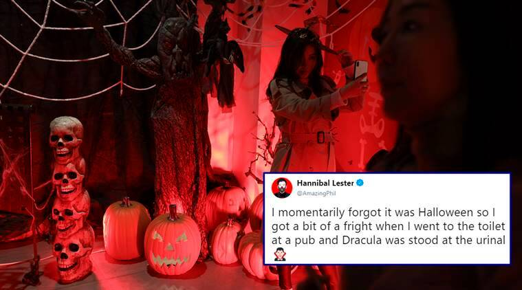 These tweets about Halloween will make you laugh out loud | Trending  News,The Indian Express