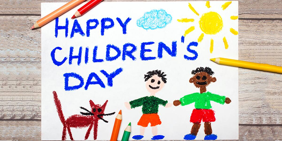 Happy Children S Day 2018 Wishes Inspirational Quotes Status Messages And Sms For Children S Day Lifestyle News The Indian Express