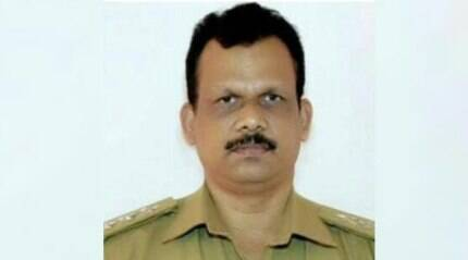 Absconding Kerala cop, who allegedly pushed youth in front of moving car, found dead