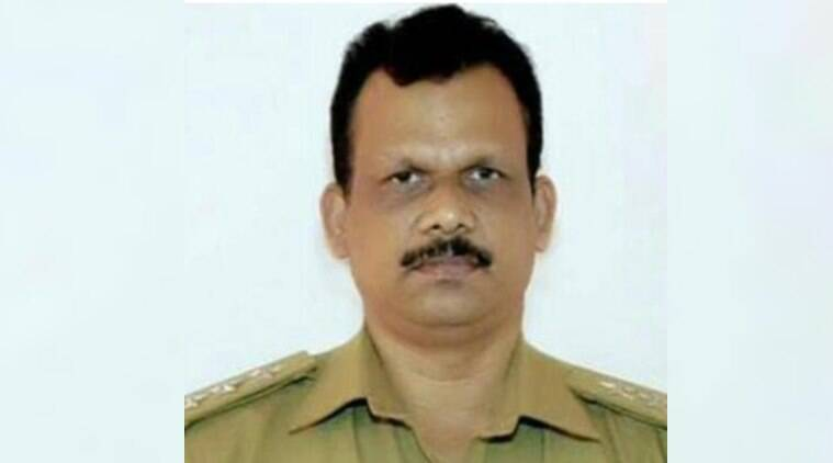 Kerala cop booked for murder found dead