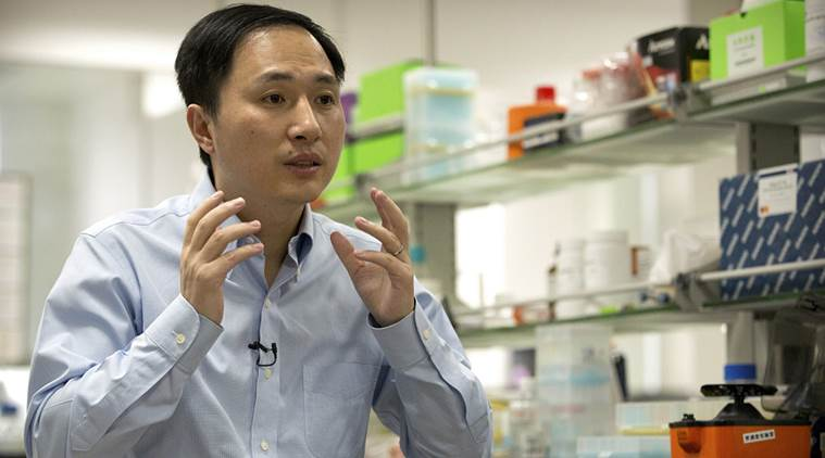 gene editing, editing of human embryos, stop on gene editing, gene alteration, negative aspects of gene editing, why is gene editing problematic, cons of gene editing, He Jiankui, indian express