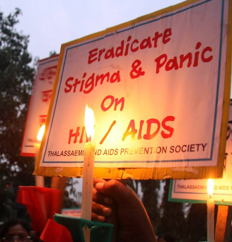 World Aids day: '11.81 lakh living with HIV on anti-retroviral treatment'
