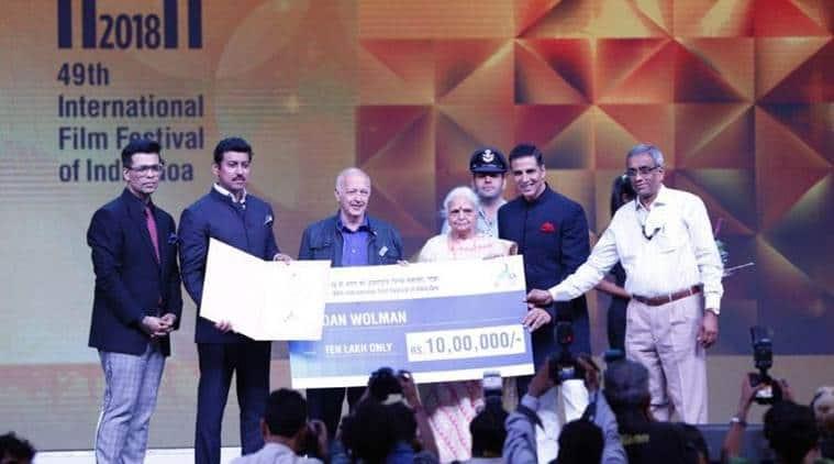 Inauguration of IFIF in Goa