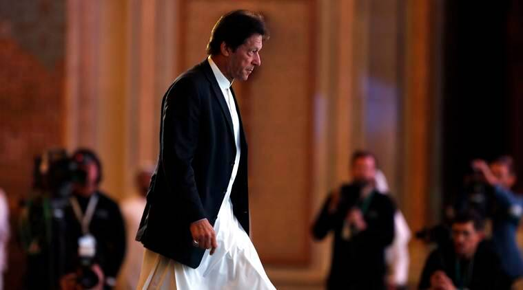 Pakistan PM Imran Khan calls for new law to deal with money laundering