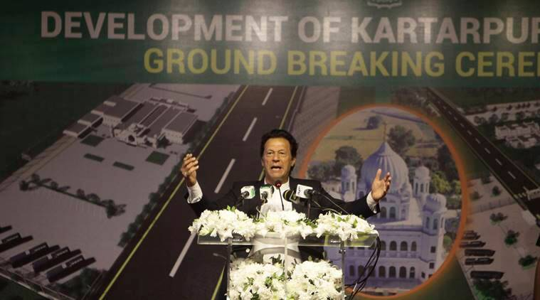 Imran Khan to Navjot Sidhu, what leaders said as Pakistan lays foundation for Kartarpur corridor