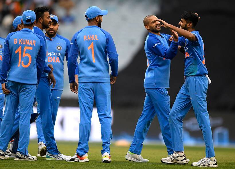 India vs Australia 2nd T20