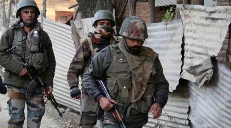 As per policy, the militants were given an opportunity to surrender, but they continued to fire, an official said. (Representational)