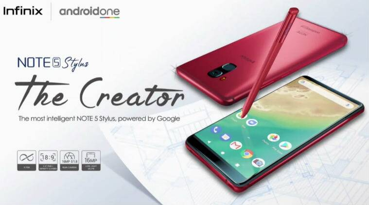 Infinix Note 5 Stylus, Infinix Note 5 Stylus price in India, Infinix Note 5 Stylus specifications, Infinix Note 5 Stylus X Pen, Infinix Note 5 Stylus India sale, Infinix Note 5 Stylus features, Infinix Note 5 Stylus Flipkart, Infinix Note 5 Stylus specs, Infinix Note 5 Stylus availability, Infinix