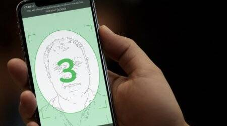 Facial recognition, iProov, Face authentication software, Apple Face ID, iProov Facial recognition system, Department of Homeland Security, 3D facial scans, airport check-in system, TrueDepth camera, public facial recognition, facial data