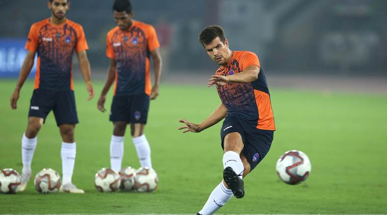 ISL 2018 Live Football Score FC Goa vs Delhi Dynamos Live Streaming:  FC Goa 0-0 Delhi Dynamos